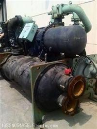 淮北市溴化锂中央空调回收冷水空调机组回收