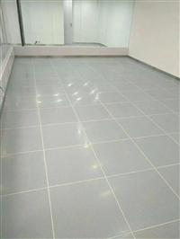 pvc防静电地板施工工艺