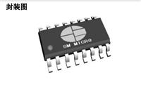 深圳中山钲铭科LED电源芯片灯带室内外照明方案SM16716