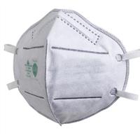 代尔塔防护口罩M1195BW 活性炭一次性口罩