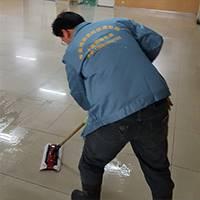 地砖防滑处理的工作流程