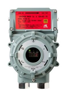 日本理研GP5001-D58DC可燃气体检测仪