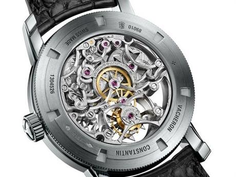 苏州市哪里回收江诗丹顿传承系列手表高价回收抵押二手名表