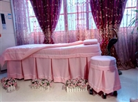 妍思美雅厂家直销美容床罩四件套