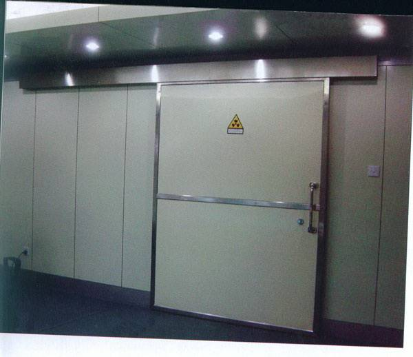 放射科 射线防护铅门