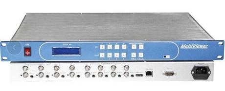 高清画面分割器 派尼珂6路SDI画面分割器NK-HD3006SDIQ