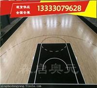 体育场木地板    体育运动木地板保养法则