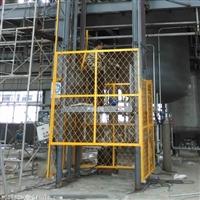 广州升降机厂供导轨式升降机货梯