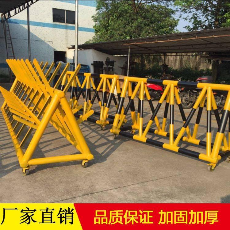 厂家直销人群拥挤控制障碍 人群隔离施工护栏