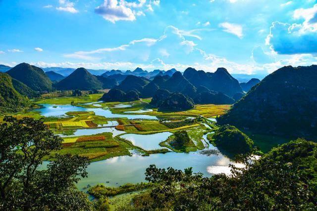 贵州五日游最佳线路