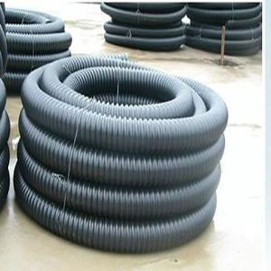 供甘肃碳素波纹管和兰州中空壁缠绕管