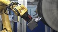 机械手打磨生产线