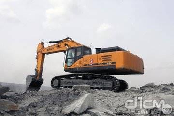 自贡三一挖掘机中型购机找销售商家