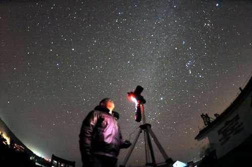 天文观测APP开发,天文爱好者的最佳工具