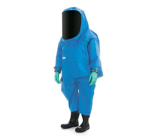 德尔格 CPS 7900 气密型化学防护服