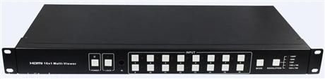 高清画面分割器 高清HDMI十六画面分割器 NK-HD4016HDMIQ