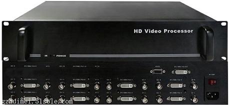 高清画面分割器 派尼珂32路DVI/VGA/HDMI/SDI画面分割器