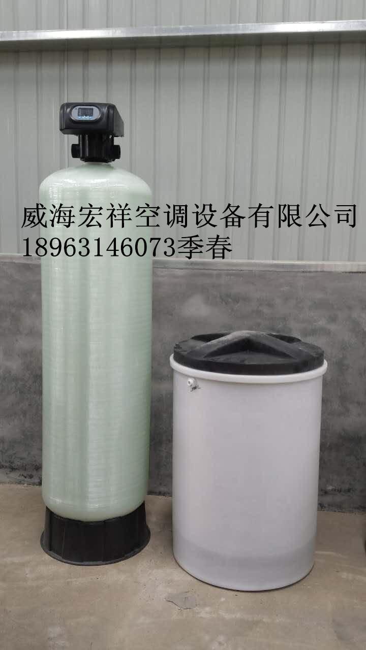 全自动软化水  软水器  钠离子除垢仪