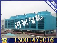 高品质方形玻璃钢冷却塔 工业用凉水塔厂家河北智凯