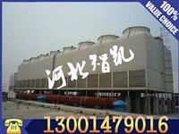 现货销售方形逆流冷却塔-圆形冷却塔-横流式冷却塔-型号齐全