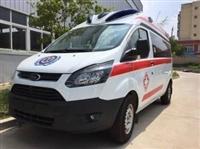 如何选择江铃运输型救护车经销商