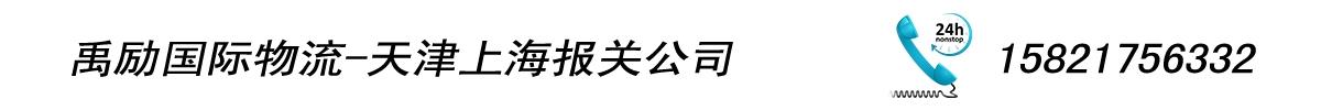 禹励国际物流-天津上海报关公司