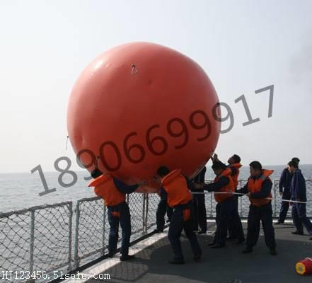 警示PE浮球 PE浮球连接方法 养殖PE浮球