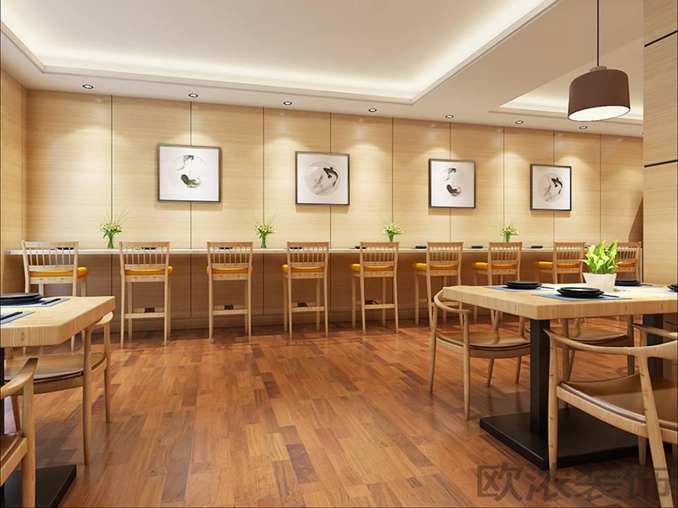 西安中餐馆装修西安特色餐饮店装修小型餐饮店装修效果图