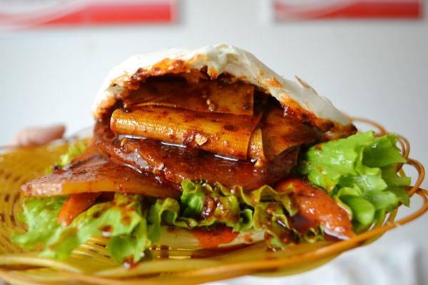 香辣土豆片的制作工艺培训学习小吃培训去哪里陕西特色小吃培训