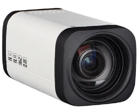 视频会议摄像机 12倍SDI+IP教学直播会议一体化摄像机