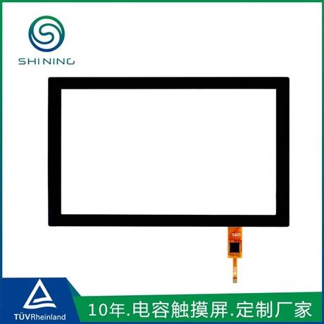 8寸16:9电容触摸屏 上海工厂订制精密电子称触摸屏