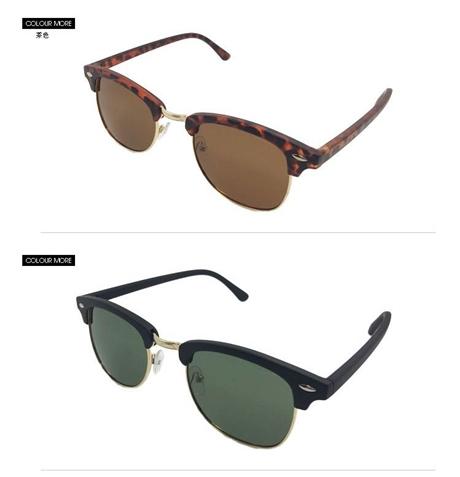 2018年新款变色偏光太阳镜厂家批发供应-席尔眼镜品牌