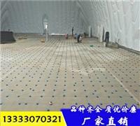 体育木地板厂家结构设计中采用了符合人体力学和材料力学