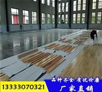 篮球场木地板的使用功能要求和力学分析