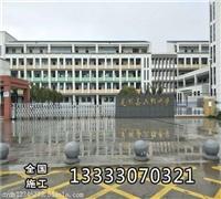 安徽芜湖篮球场木地板正在施工