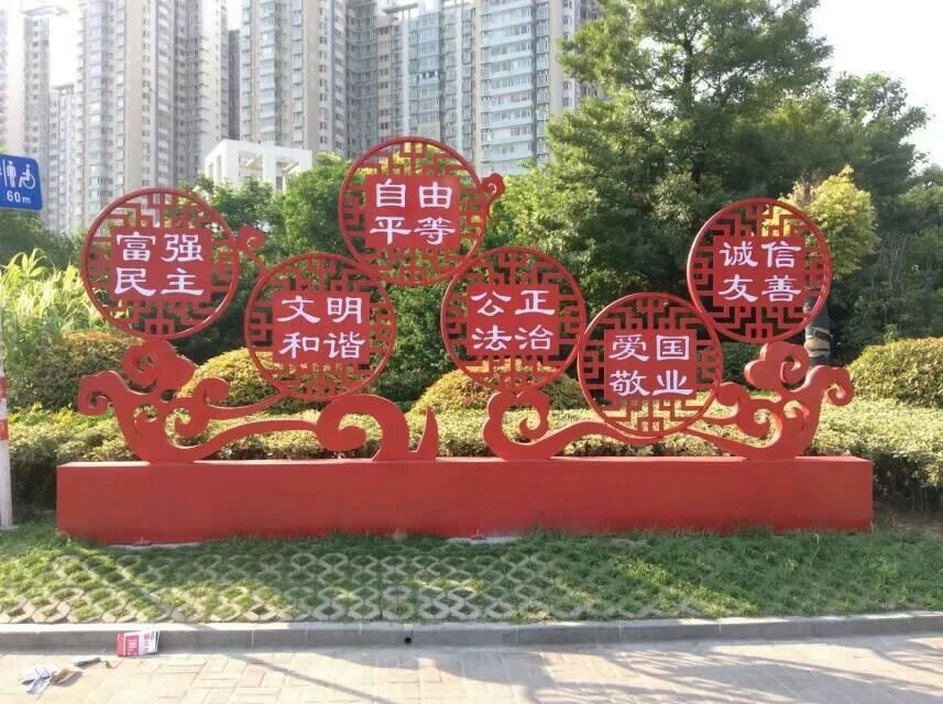 淄博江苏宣传栏厂家直销、做工精美