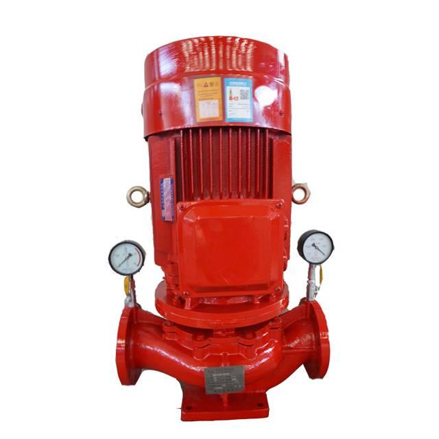 如何给消防泵除锈