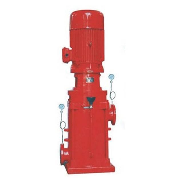 室内消火栓泵的主要零件介绍