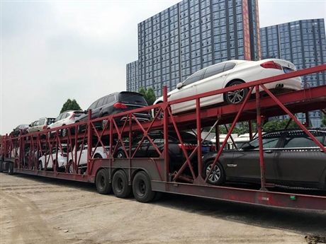 深圳到济南托运轿车多少钱、汽车托运流程