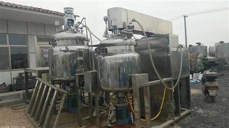 大量回收二手制药厂设备