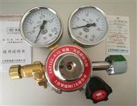 供应YST12X-0.1L 双级二氧化碳培养箱专用减压阀调节器 上海繁瑞