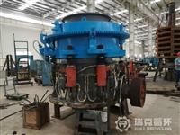 二手HP300多缸液压圆锥破碎机出售