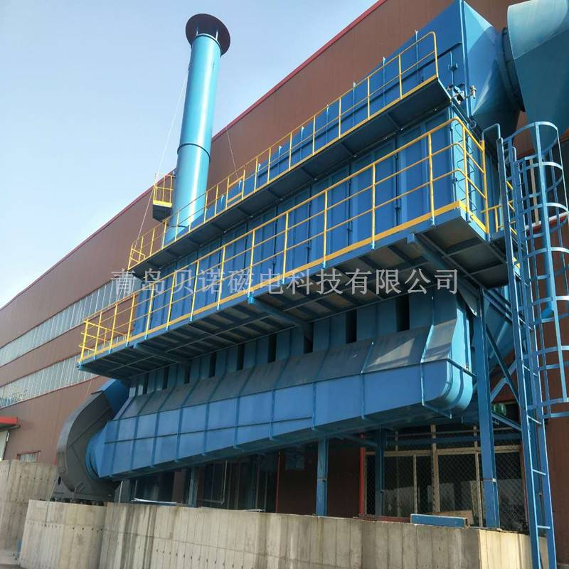 厂家定制中频电炉除尘系统 大型工业炼钢电炉除尘系统