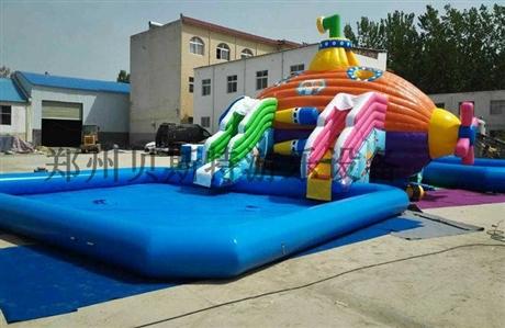 内蒙古移动水上乐园厂家定做质量有保证