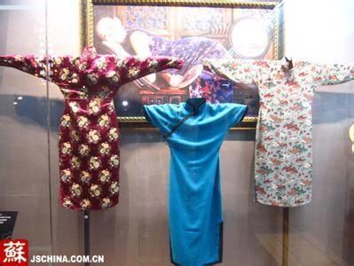 上海普陀区回收老旗袍