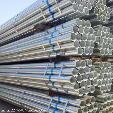镀锌管生产厂家产品特征