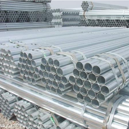 镀锌管生产厂家如何防止发白