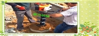 大马力管桩取土挖坑机 就选雷力制造