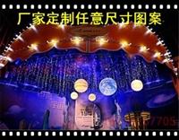 科技馆八大行星模型行星吊灯幼儿园天体模型仪行星吊灯