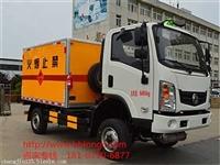 东风1.8吨3米爆破器材运输越野车|防爆山地车